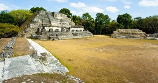 Seeing Altun Ha Mayan temple is a must inclusion on all Belize tours