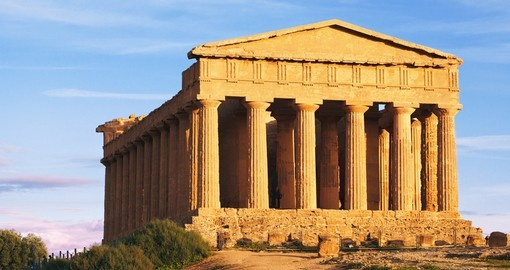 Your Athens tour takes you to the Parthenon during your trip to Greece.