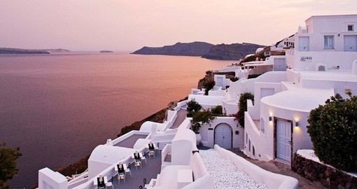 Pic of Santorini