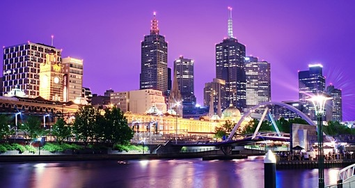 Discover Melbourne Skyline during your next Trip to Australia.