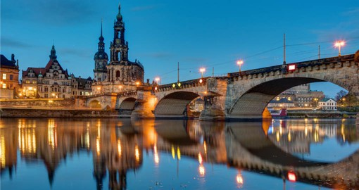 Continue your Germany vacation with a stop in Dresden, an important cultural, educational and political centre