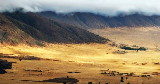 First light, Ngorongoro Conservation Area