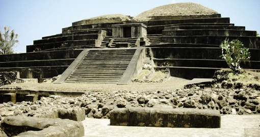 Visit  the Tazumal Ruins on your El Salvador Vacation