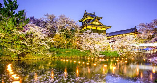 Nara, Japan's first permanent capital was established in the year 710