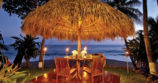 A view for two at Tango Mar Beach Resort, Costa Rica