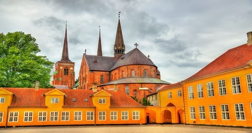 Visit Roskilde during your Denmark self drive