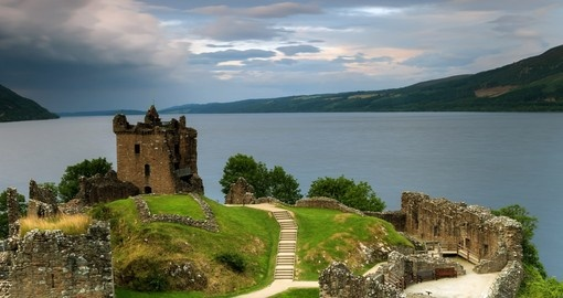 Experience Hunt for Nessie in Loch Ness during your next Scotland vacations.