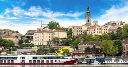 Your European Rive Cruise visits Belgrade, Serbia