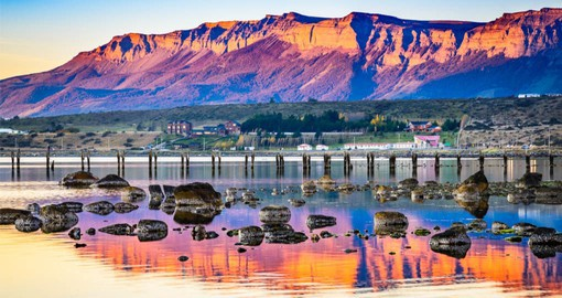 Puerto Natales is the gateway to Torres del Paine National Park