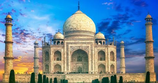 Splendours Of India Fully Escorted Tour Goway