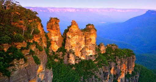 Blue Mountains National Park is a great additional to all Australia vacations