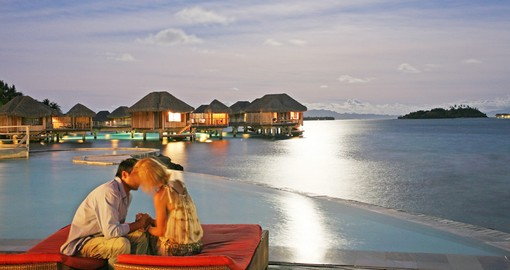 Tahiti and her islands are the perfect romantic getaway