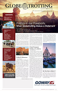 Globetrotting Current Issue