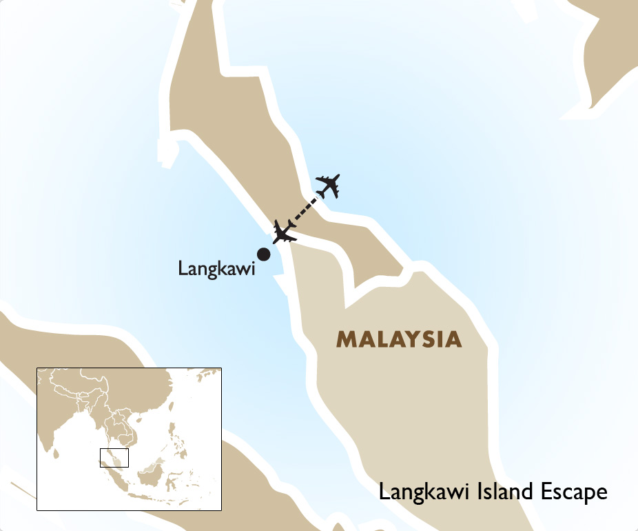 Langkawi The Idyllic Island: Langkawi Island Vacations