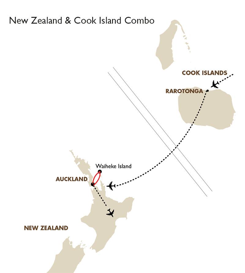 Pacific Resort Combo Price Cook Islands