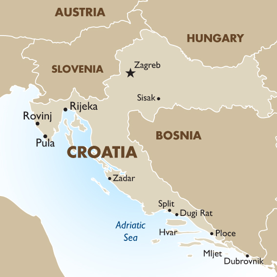 Croatia Vacation Tours Amp Travel Packages 2018 19