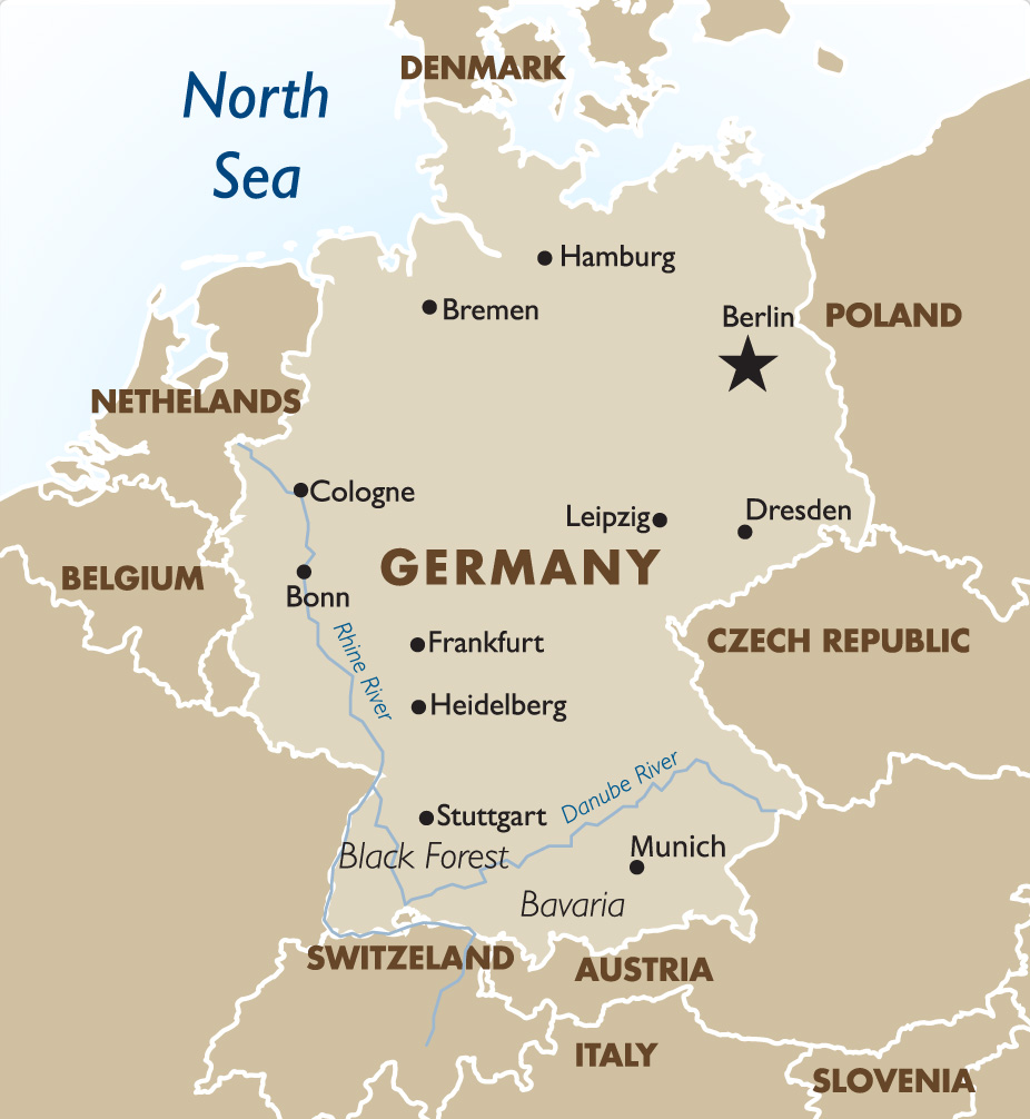 Germany Tours With Airfare