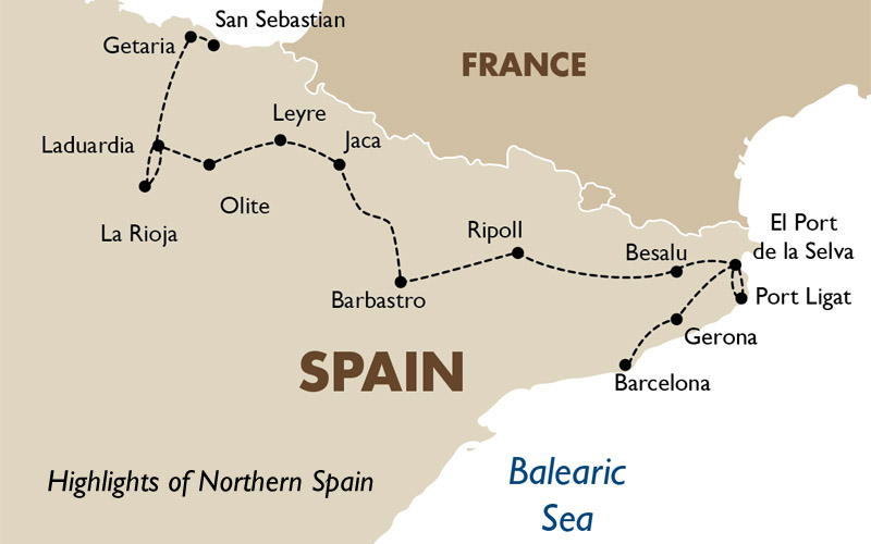 Wine Tours Of Northern Spain