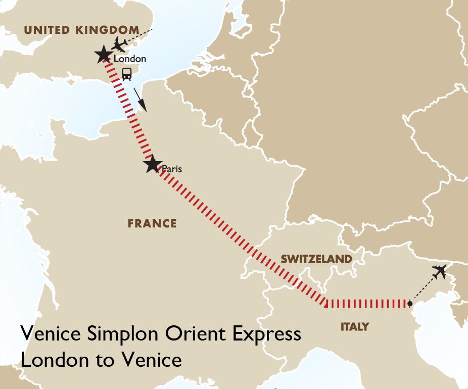 Sleeper Train Journeys In Europe Sleeper Accommodations On