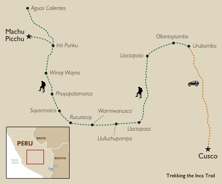 Trekking the Inca Trail | Peru Vacation