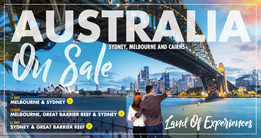 Australia on Sale by Goway