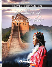 Splendours of China and Tibet Companion Book