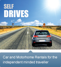Car and Motorhome Rentals for the independent minded traveller.