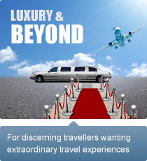For discerning travellers wanting extraordinary travel experiences.